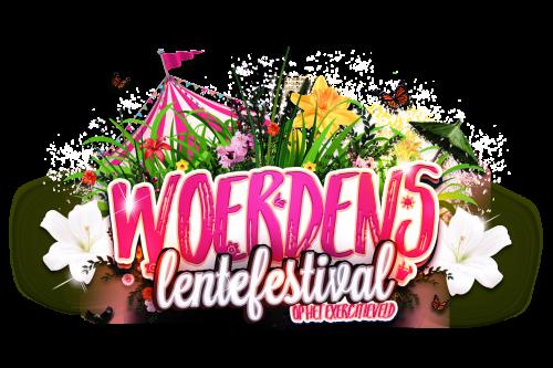 Woerdens Lentefestival Logo
