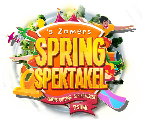'S Zomers Spring Spektakel Logo